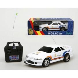 Coche R/C Cuerpo Nacional de Policia