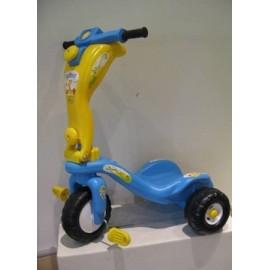 Triciclo Patinete 2 en 1