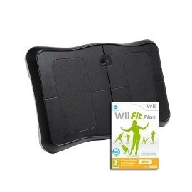 Wii Fit Plus Negra
