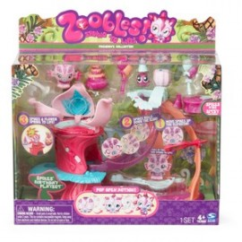 Zoobles Birthday Party Playset