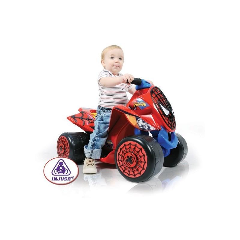 Quad spiderman 6v juguetes pedrosa - Quad spiderman ...