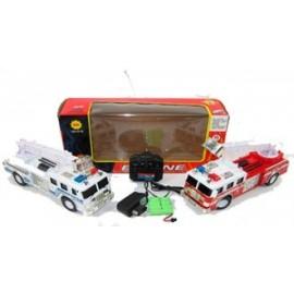 Camion R/C Bomberos