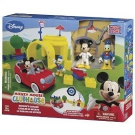 Garage de Mickey Megablocks