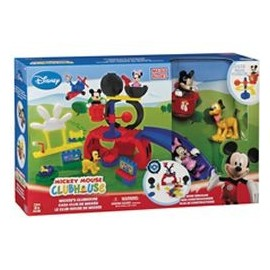 Casa de Mickey Megablocks