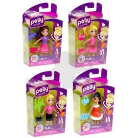 Figura Individual Polly Pocket