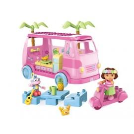 La Caravana de Dora la Exploradora