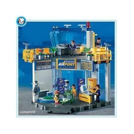 Aereopuerto Playmobil 3886