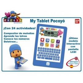 My Tablet Pocoyo