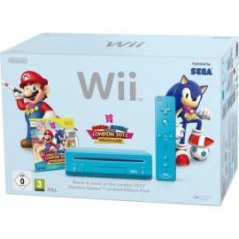 Nintendo Wii Azul Edicion JJOO 2012