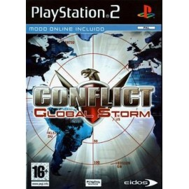 Ps2 Conflit Global Storm