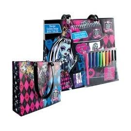 Maletin Diseñadora Monster High