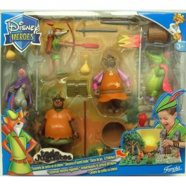 Caja de Figuras Peter Pan