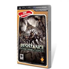 Psp Resistance: Retribution