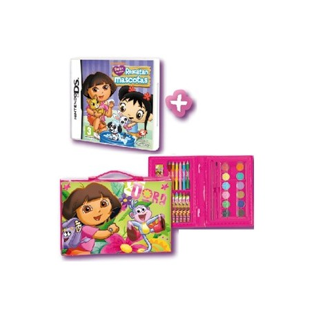 Nds Dora + Estuche