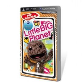 Psp Little Big Planet (Essential)