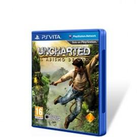 Psv Uncharted: El Abismo de Oro