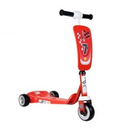 Patinete F1 Red Power
