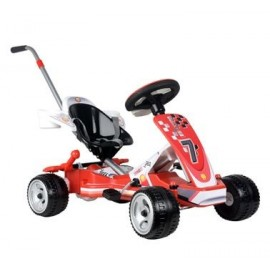 Gokart F1 Red Power con Palo