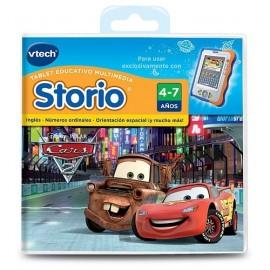 Juego Storio Cars 2