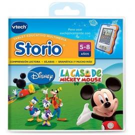 Juego Storio Mickey Mouse