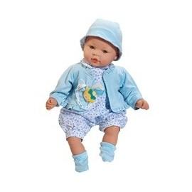 Muñeco Lloron Azul en Bolsa