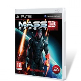 Ps3 Mass Effect 3