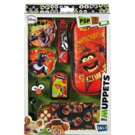 Pack Accesorios Muppets