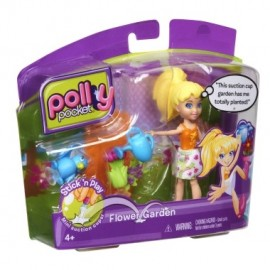 Polly Pocket Flores Jardin