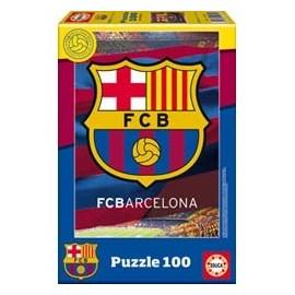 Puzzle 100 F.C. Barcelona