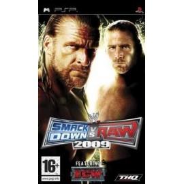 Psp WWE Smackdown vs. Raw 2009