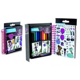 Mini Set de Diseño Monster High