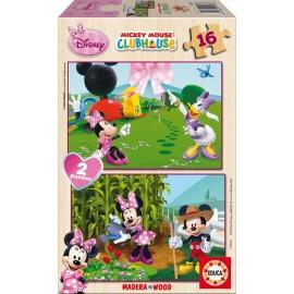 Puzzle 16x2 Minnie