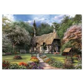 Puzzle 1500 La Casa de las Rosas