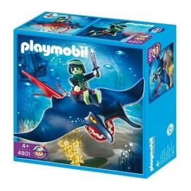 Pez Manta Playmobil