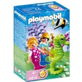 Sirena con Principe Playmobil
