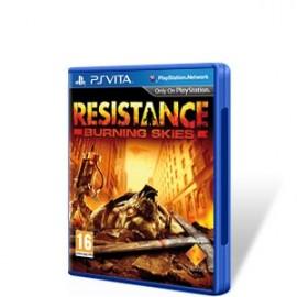 Psv Resistance: Burning Skies