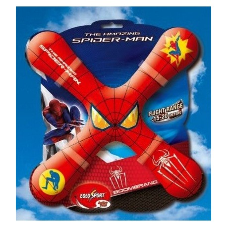 Boomerang Spiderman
