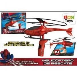 Helicoptero de Rescate Spiderman