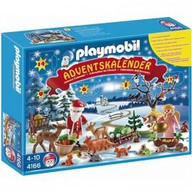 Calendario de Navidad Animales del Bosque