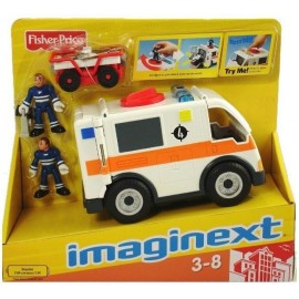 Ambulancia Imaginex