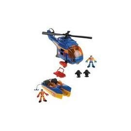 Helicoptero de Rescate Imaginext