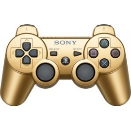 Mando Dual Shock 3 Gold