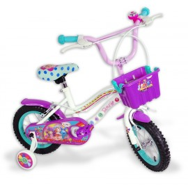 "Bicicleta 12"" Todo es Rosie"