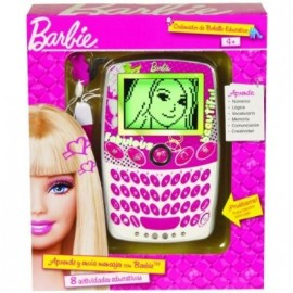 Ordenador de Bolsillo Barbie