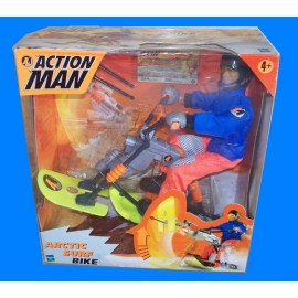 Action Man Artic Surf Bike