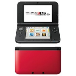 Nintendo 3ds XL Roja