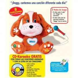Perro Doggy Karaoke