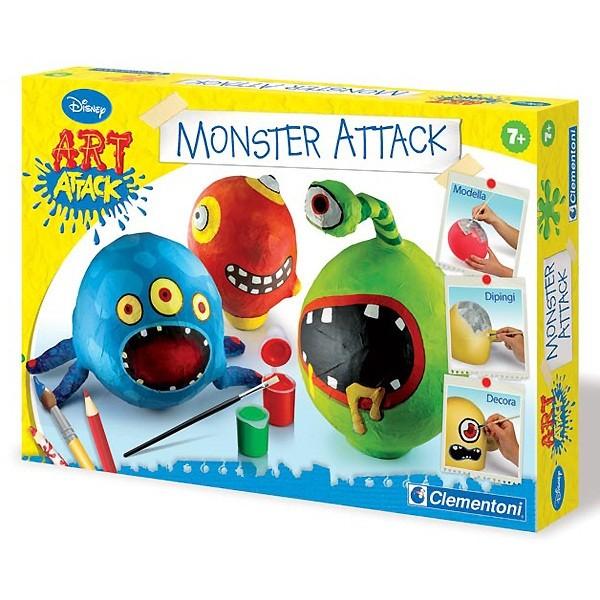 Art Attack Monster Attack Juguetes Pedrosa