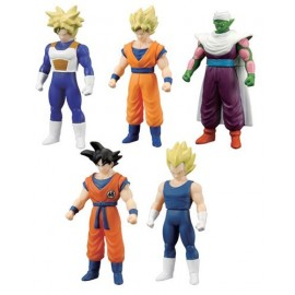 Pack 5 Figuras Dragon Ball