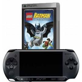 Psp E1004 + Lego Batman